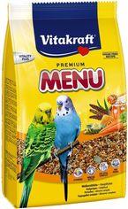 Повседневный корм Vitakraft Menu Vital для волнистых попугаев 1 кг (4008239214447) от Stylus