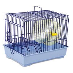 Клетка для грызунов Природа Давид-1 30.5 x 23.2 x 21.5 см Синяяя/светло-голубая (4823082415281) от Rozetka