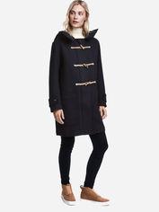 Пальто H&M XAZ181079DTUF 42 Темно-синее (DD2000001502020) от Rozetka