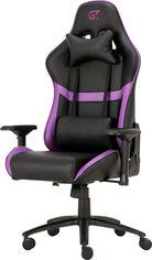 Кресло для геймеров GT RACER X-0720 Black/Purple от Rozetka