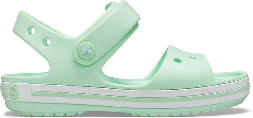 Сандалии Crocs Kids Crocband 12856-3TI-C8 24-25 14.9 см Мятные (191448444218) от Rozetka