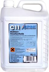 Антифриз Alpine C11 Kuchlerfostschuts концентрат Синий 5 л (4003774027651) от Rozetka