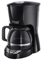 Акция на Капельная кофеварка RUSSELL HOBBS Textures Plus 22620-56 от Rozetka