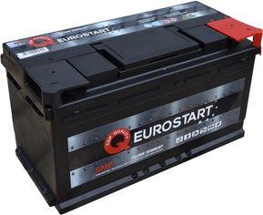 Автомобильный аккумулятор EUROSTART 100Ah Ев (-/+) (850EN) (600027085) от Rozetka