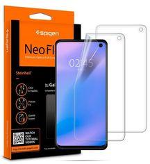 Защитная плёнка Spigen для Galaxy S10e (G970) Neo Flex HD (Front 2) от MOYO