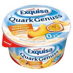 Сырный десерт Exquisa персик-маракуйя 0,2% 500 г (WT2950) от Stylus
