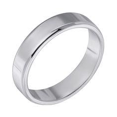 Обручальное кольцо из серебра 000102978 000102978 21.5 размера от Zlato