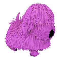 Интерактивная игрушка Jiggly Pup Фиолетовый игривый щенок (JP001-WB-PU) от Будинок іграшок