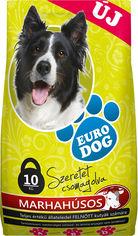Сухой корм EuroDog для взрослых собак всех пород с говядиной 10 кг (5999884350880) от Rozetka
