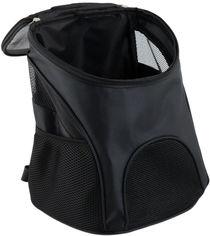 Рюкзак-переноска Traum 33х38х30 см Черный (7060-23) от Rozetka