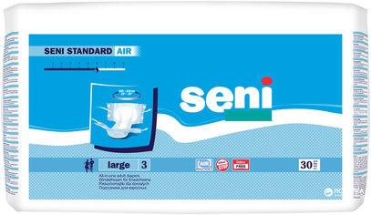 Подгузники для взрослых Seni Standard Air Large 30 шт (5900516693596) от Rozetka