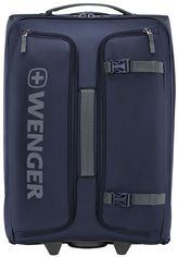 Чемодан текстильный Wenger XC Tryal 52L малый, синий (610174) от MOYO