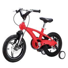 """Детский велосипед Miqilong 16"""" YD Красный (MQL-YD16-RED) от MOYO"""