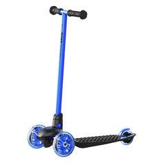 Акция на Самокат Neon Glider синий (N100964) от Будинок іграшок