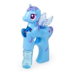 Мыльные пузыри Wanna Bubbles Единорог синий 100 мл (BB508-2) от Будинок іграшок