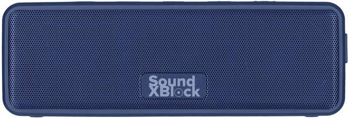 Акция на Акустическая система 2E SoundXBlock Blue (2E-BSSXBWBL) от Rozetka