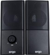 Акустическая система Ergo S-08 Black от Rozetka