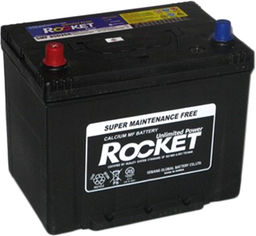 Автомобильный аккумулятор Rocket 6СТ-80 80 Ач (+/-) Asia 650 А (SMF 85D26R) от Rozetka