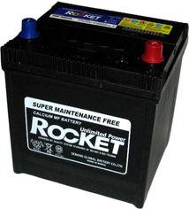 Акция на Автомобильный аккумулятор Rocket 6СТ-50 50 Ач (-/+) Asia 450 А (SMF 50D20L) от Rozetka