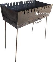 Мангал Гроно-Трейд Турист 12 шампуров (01946) от Rozetka