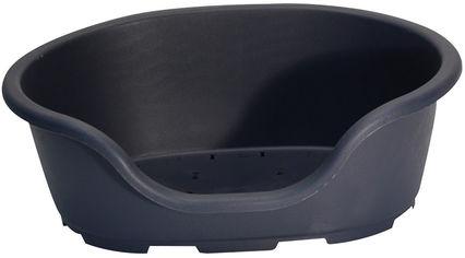 Лежак Croci Morfeo пластик 57х40х24 см Синий (8023222057845) от Rozetka