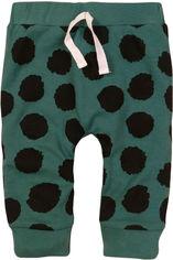 Штанишки Minoti Organic Spots 4 7602 74-80 см Зелено-черные (5059030003722) от Rozetka
