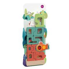 Настенная игрушка Oribel Veritiplay Пазл Загадочный аквариум (OR818-90001) от MOYO
