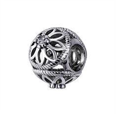 Серебряный шарм с цирконием 000139943 000139943 от Zlato