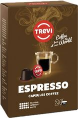Кофе в капсулах Trevi Espresso Nespresso 5.5 г х 20 шт (4820140051979) от Rozetka