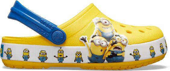 Сабо Crocs Fun Lab Minions Multi 205512-730-C9 25-26 15.7 см (191448297463) от Rozetka
