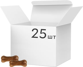 Упаковка лакомств для собак Trixie 2644 Кость прессованная 15 см 25 шт (4011905026442) от Rozetka