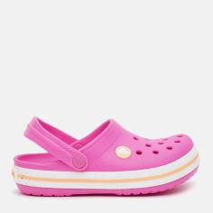 Сабо Crocs Crocband 204537-6QZ-J3 34-35 21.7 см (191448445956) от Rozetka
