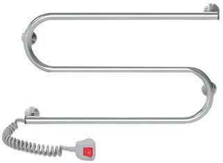Полотенцесушитель электрический Q-TAP Snake (CRM) 600х330 LE от Rozetka