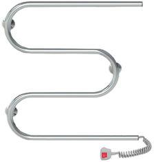 Полотенцесушитель электрический Q-TAP Snake (CRM) 500х500 RE от Rozetka