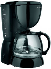Акция на Капельная кофеварка SCARLETT SC-CM33007 от Rozetka