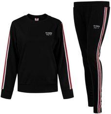 Спортивный костюм Lee Cooper 639088-03 14 (L) Black от Rozetka