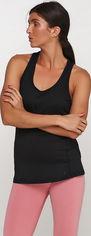 Спортивная майка H&M 345227 XS Черная (2000000680408) от Rozetka