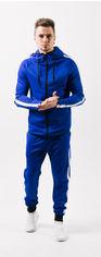 Спортивный костюм Olis-Style Полоска 6753 46 Электирик от Rozetka