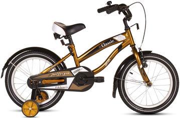 """Детский велосипед Ardis Classic 16"""" 9"""" Золотистый (0442) от Rozetka"""