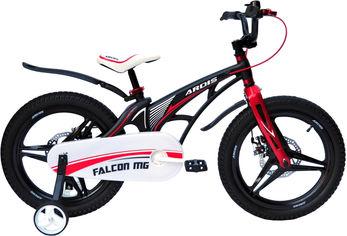 """Акция на Детский велосипед Ardis Falcon 18"""" 9"""" 2021 Черный (0432) от Rozetka"""