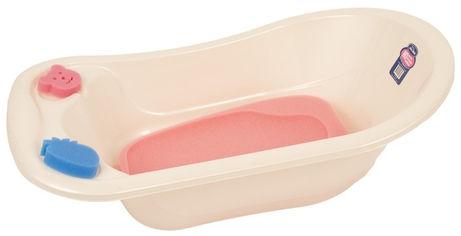 Акция на Поролон для детской ванночки Sevi Bebe 159 Розовый (8692241159207) от Rozetka