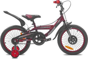 """Акция на Детский велосипед Ardis Amazon 16"""" 9"""" 2021 Красный (0439) от Rozetka"""