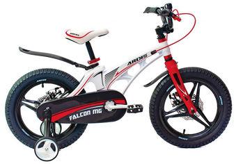 """Детский велосипед Ardis Falcon 16"""" 9"""" Белый (04218) от Rozetka"""