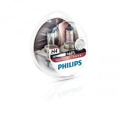 Лампа галогеновая Philips H4 VisionPlus (12342VPS2) от MOYO