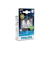 Лампа светодиодная Philips W5W X-Treme Vision LED (127994000KX2) от MOYO