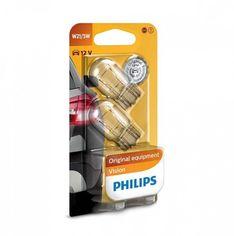 Лампа накаливания Philips W21/5W Vision (12066B2) от MOYO