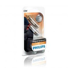 Лампа накаливания Philips C5W (12844B2) от MOYO