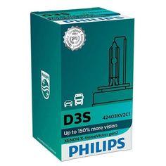 Лампа ксеноновая Philips D3S X-tremeVision (42403XV2C1) от MOYO