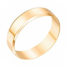 Акция на Обручальное кольцо из желтого золота 000121439 000121439 22 размера от Zlato