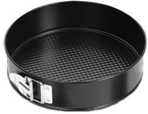 Форма для выпечки тортов SNB антипригарная с гофрированным дном 24 см (SNB-990-23) от Rozetka